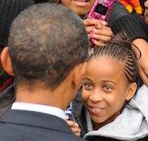 Inauguration, Honoring President Obama